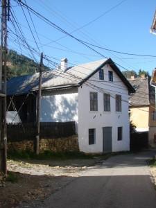 Casa parohială a Bisericii Unitariană din Roșia Montană