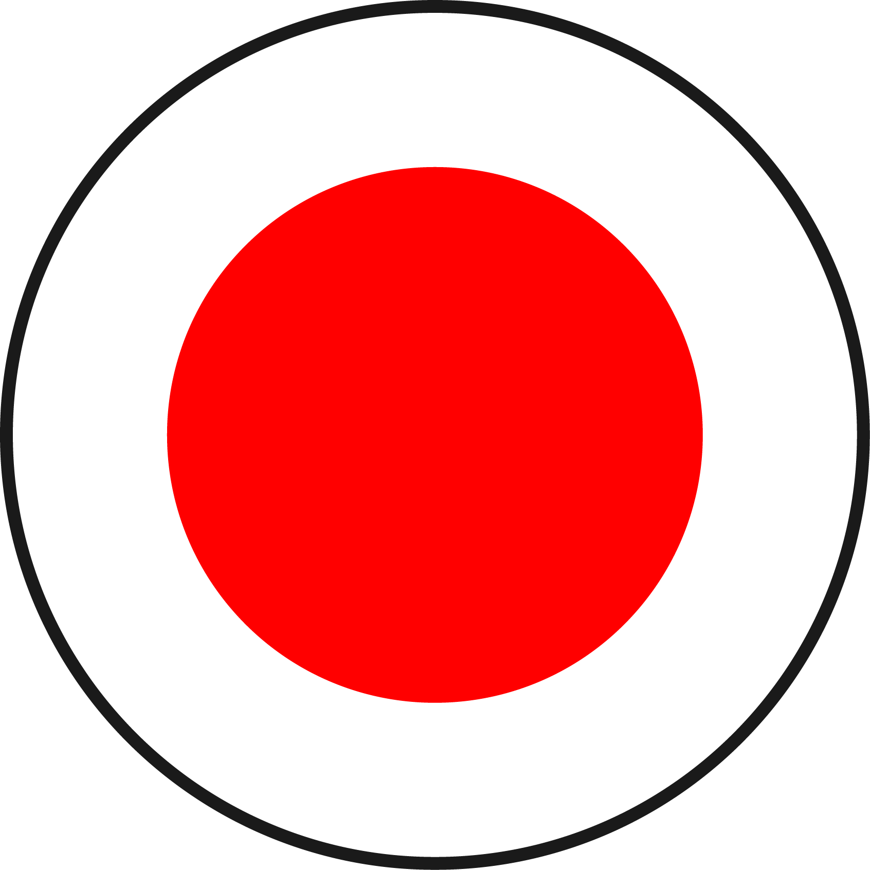 punct rosu - Trai cu Rost